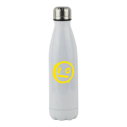 Music Stainless Steel Water Bottle Designed By Naura Prisillya