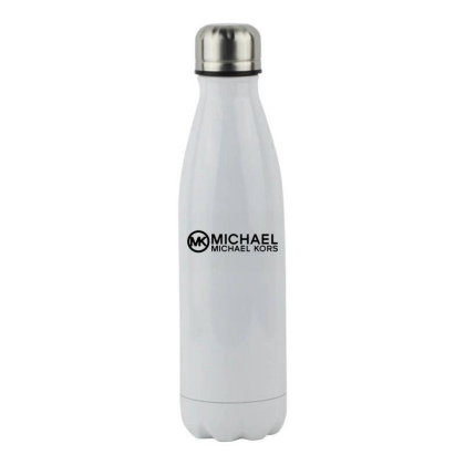 Brand Stainless Steel Water Bottle Designed By Naura Prisillya