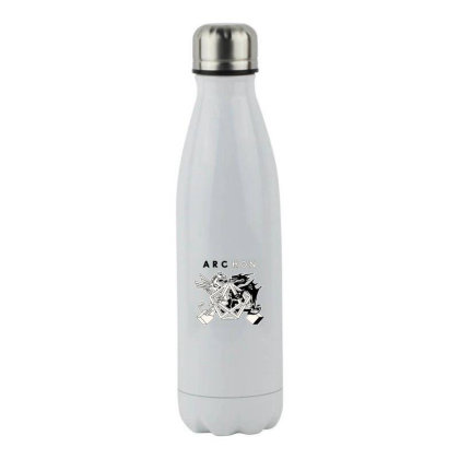 Archon Stainless Steel Water Bottle Designed By Jolieka Triyas