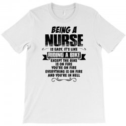 being a nurse copy T-Shirt | Artistshot