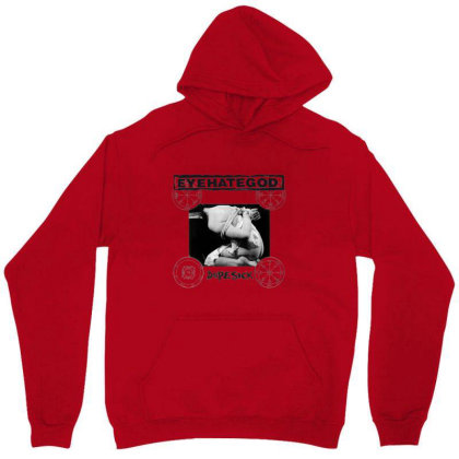 Eyehategod Band Merch Unisex Hoodie Designed By Mina Aksarani