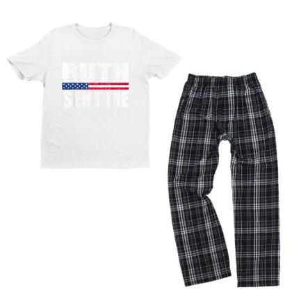 Ruth Sent Me Youth T-shirt Pajama Set Designed By Kakashop
