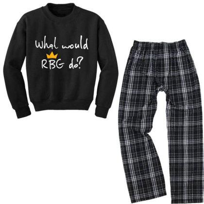 Women Rights Political Feminism Youth Sweatshirt Pajama Set Designed By Kakashop