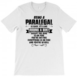 being a paralegal copy T-Shirt | Artistshot