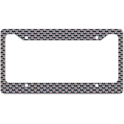 Notorious Rbg  Bader Ginsburg License Plate Frame Designed By Tht