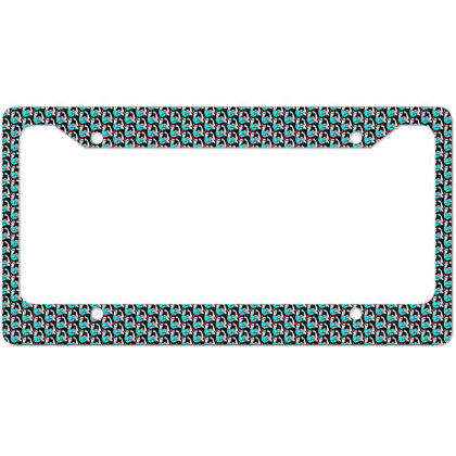 Notorious Rbg Unbreakable License Plate Frame Designed By Tht