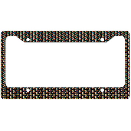 Notorious Rbg Queen License Plate Frame Designed By Tht
