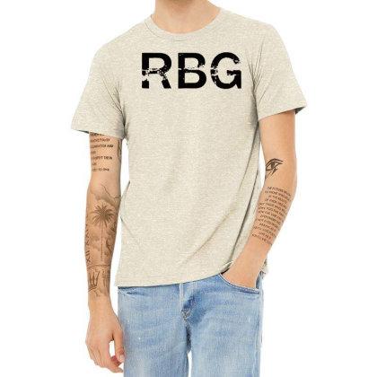 Rbg Dissent Anti Trump Heather T-shirt Designed By Tht