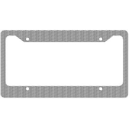 Rbg Dissent Anti Trump License Plate Frame Designed By Tht