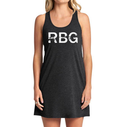 Notorious Rbg Tank Dress Designed By Tht
