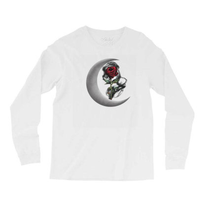 Sailor Moon Tuxedo Mask Rose Long Sleeve Shirts Designed By Alparslan Acar