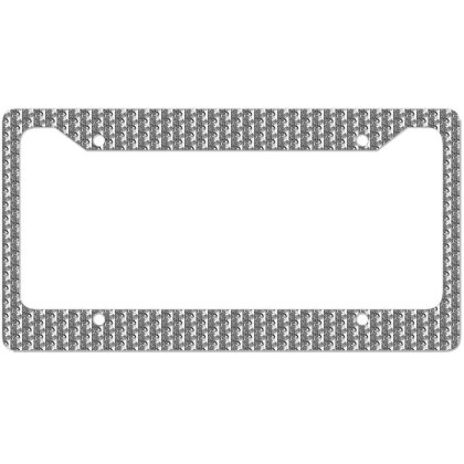 Notorious  Ruth Bader Ginsburg License Plate Frame Designed By Tht