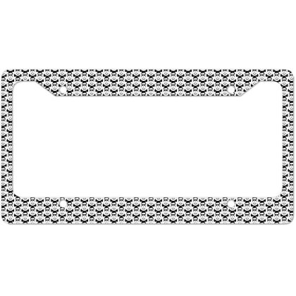 Notorious  Ginsburg License Plate Frame Designed By Tht