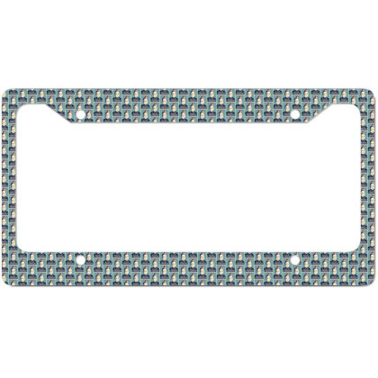 Notorious Rbg   I Dissent License Plate Frame Designed By Tht