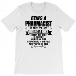 being a pharmacist copy T-Shirt | Artistshot