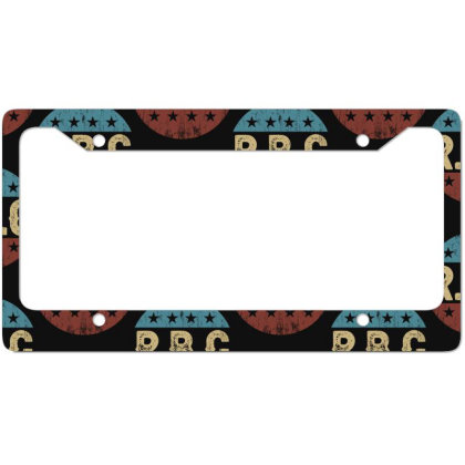 Rbg Notorius License Plate Frame Designed By Sengul
