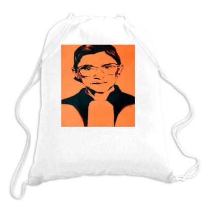 Ruth For President Drawstring Bags Designed By Alparslan Acar