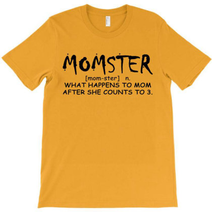 Momster 2020 T-shirt Designed By Faical