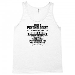 being a psychologist copy Tank Top | Artistshot