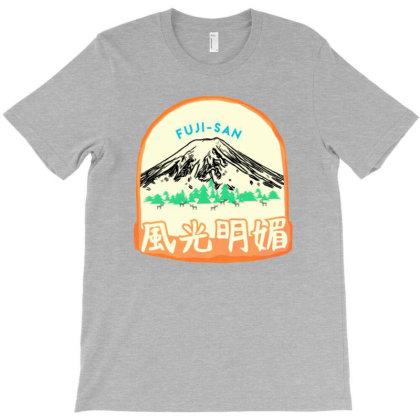 Fuji T-shirt Designed By Dhita Irwanda