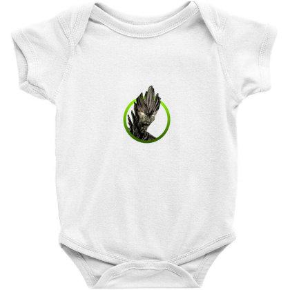 Baby Groot Baby Bodysuit