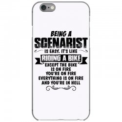 being a scenarist copy iPhone 6/6s Case | Artistshot