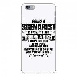 being a scenarist copy iPhone 6 Plus/6s Plus Case | Artistshot