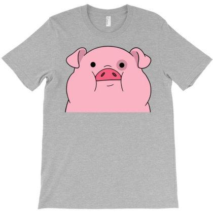 Pig T-shirt Designed By Dhita Irwanda