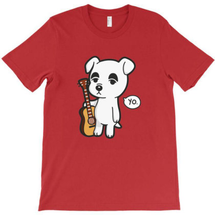 Guitar T-shirt Designed By Elga Vaniaputri
