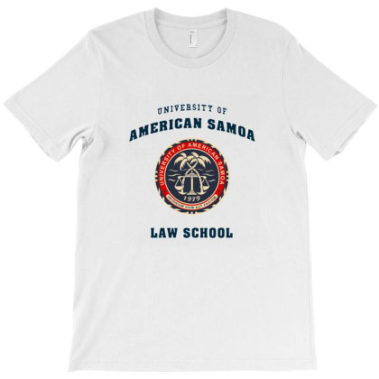 Samoa Law School T-shirt Designed By Elga Vaniaputri
