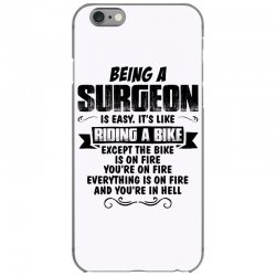 being a surgeon copy iPhone 6/6s Case | Artistshot