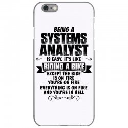 being a systems analyst copy iPhone 6/6s Case | Artistshot