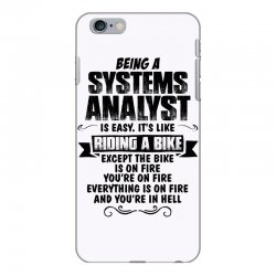 being a systems analyst copy iPhone 6 Plus/6s Plus Case | Artistshot