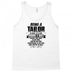 being a tailor copy Tank Top | Artistshot