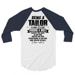 being a tailor copy 3/4 Sleeve Shirt | Artistshot