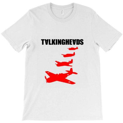 Talking Heads Merch T-shirt Designed By Aris Ferdinan