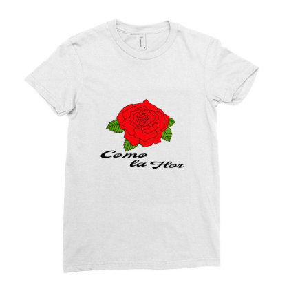 Mexican Spanish Womans Bday Cumbia Queen Reina Ladies Fitted T-shirt Designed By Alparslan Acar