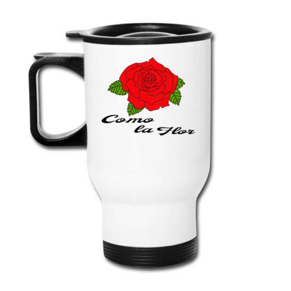 Mexican Spanish Womans Bday Cumbia Queen Reina Travel Mug Designed By Apollo