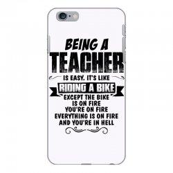 being a teacher copy iPhone 6 Plus/6s Plus Case | Artistshot