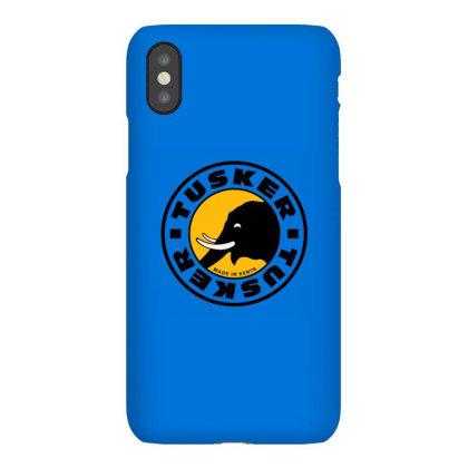 Tusker Iphonex Case Designed By Pujie Asmara