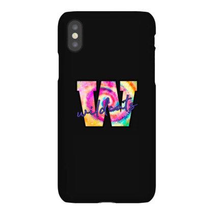 Wild Cats Iphonex Case Designed By Badaudesign
