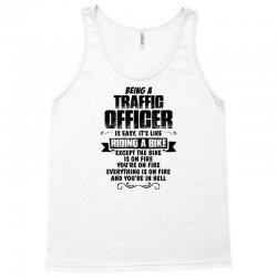 being a traffic officer copy Tank Top | Artistshot