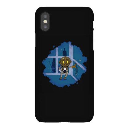 Big Daddy Iphonex Case Designed By Viktorbrg