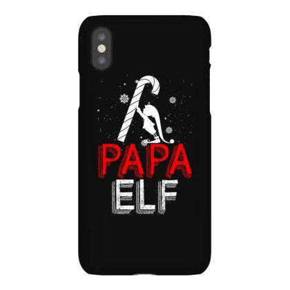 Papa Elf Iphonex Case Designed By Badaudesign