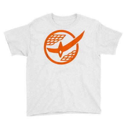 Kamen Rider Gaim Emblem Youth Tee Designed By Kakashop