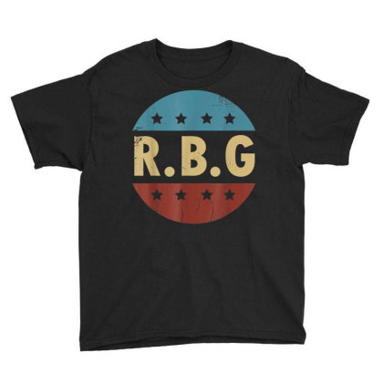 Notorious Rbg Gift For Ruth Bader Ginsburg Youth Tee Designed By Kakashop