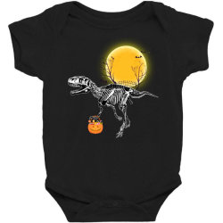 Rex Halloween Baby Bodysuit Designed By Badaudesign