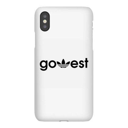 Go West Califonia Iphonex Case Designed By Ballard