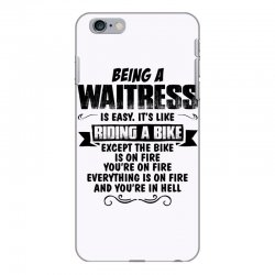 being a waitress copy iPhone 6 Plus/6s Plus Case | Artistshot