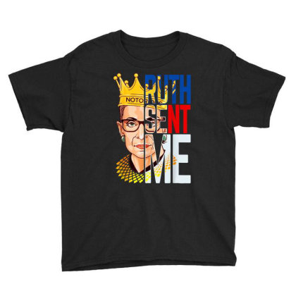 Ruth Sent Me Go Vote November Third Youth Tee Designed By Kakashop